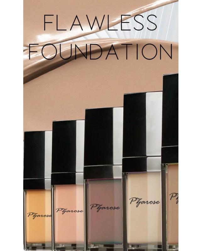 Cream Foundation Warm-Yellow Tones
